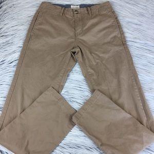 Lucky Brand khaki pants sz 30 x 30